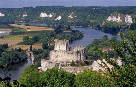 chambres d hotes eure le château gaillard aux andelys dans l eure crédit photo
