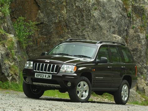 Jeep Wj Wallpaper by Car Pictures Jeep Grand Uk Version 2003