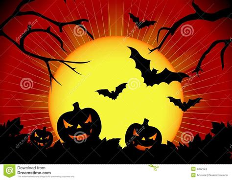 vector illustration   halloween theme stock images