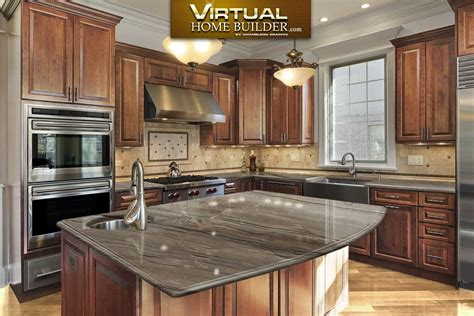 Virtual Kitchen Design Tool & Visualizer For Countertops