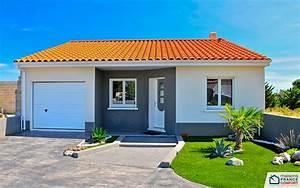 Belle Maison Moderne : maison moderne maisons france confort ~ Melissatoandfro.com Idées de Décoration