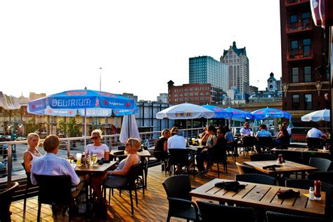 Best Milwaukee Restaurants by Milwaukee Dining With A View 8 Restaurants With