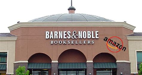 Barnes & Noble Stores Start Stocking Amazon Books, Company