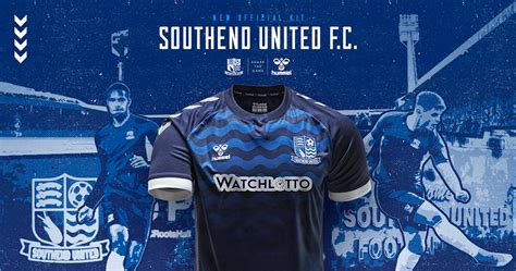 2020/21 Home Kit Reveal - News - Southend United
