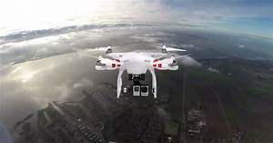 This 'Idiot' Flew a DJI Camera Drone to 11,000 Feet and ...