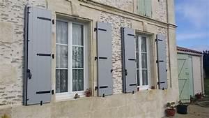 Volets En Aluminium : solabaie rochefort remplacement de volets battants tonnay charente 17 ~ Melissatoandfro.com Idées de Décoration