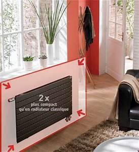 Radiateur Haute Température : le ventilo radiateur pour chauffage bbc en r novation ~ Melissatoandfro.com Idées de Décoration