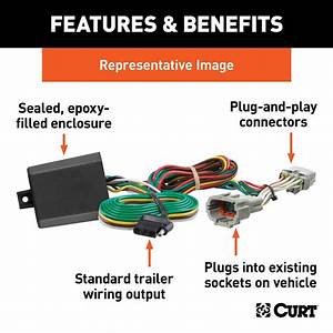 Curt 7 Pin Trailer Wiring