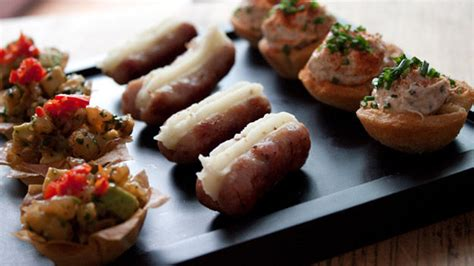 mini canape ideas programmes food channel 4
