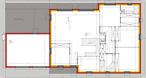 plan de maison 2 chambres plan de maison plain pied 3 chambres gratuit plan de