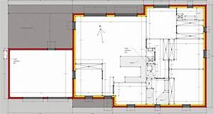 un plan de maison 150m2 With plan maison plain pied 150m2 gratuit