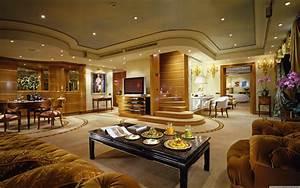 Luxury Apartment Living Room 4K HD Desktop Wallpaper for ...