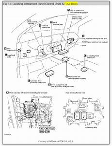 Nissan Armada Fuse Box Diagram Of 2010  Nissan  Wiring Diagram Images