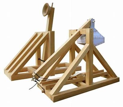 Catapult Trebuchet Wooden Plans Build Kits Medieval