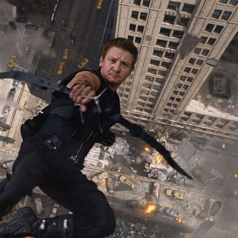 Jeremy Renner Announces Wrapped Avengers Syfy Wire