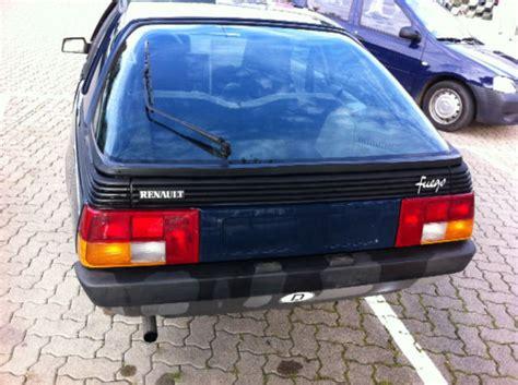 renault fuego black renault fuego review and photos