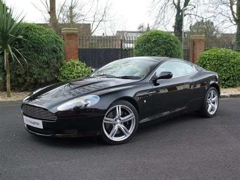 Used 2008 Aston Martin Db9 With Sports Pack For Sale In