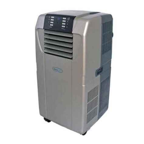 newair  btu portable air conditioner  heater ac   home depot