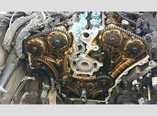 GM Timing Chain Repairs