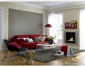 Graues Sofa Kombinieren : die besten 17 ideen zu rotes sofa auf pinterest roter ~ Michelbontemps.com Haus und Dekorationen