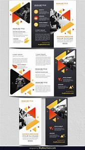 Template Power Point 3 Panel Brochure Template Google Docs 2019 With Images