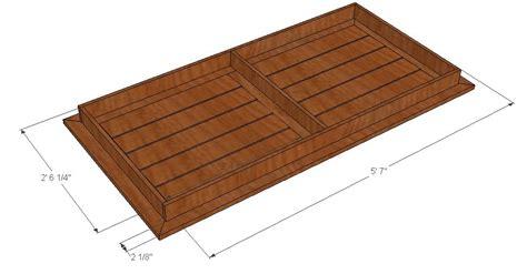 build wooden cedar patio table plans plans cedar wood