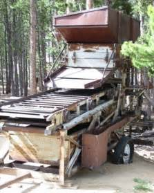 Homemade Gold Sluice Box Plans