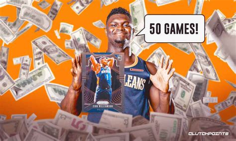 Let's take a look at my personal top 10 list for the most affordable zion williamson rookie trading cards that you can buy today! Rookie Card Watch: Zion Williamson's NBA card value after 50 games