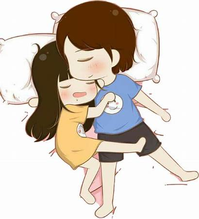 Cuddle Sleep Picsart Sticker