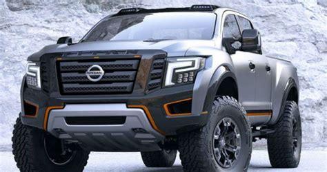 audi pickup truck nissan schickt titan warrior in pick up krieg