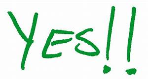 PNG Yes Transparent Yes.PNG Images.   PlusPNG