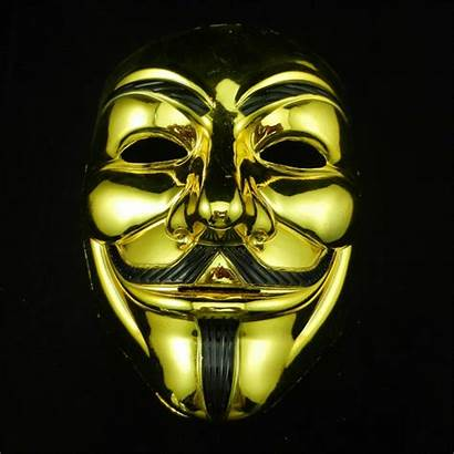 Vendetta Anonymous Halloween Mask Hacker Maska Bal