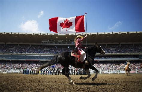 The Calgary Stampede   Horse Riding Holidays and Safaris