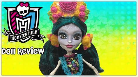 Monster High Skelita Calaveras Amazon Doll Review