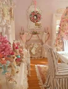 shabby chic christmas christmas decor pinterest