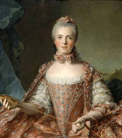 robe de mariã e versailles file jean marc nattier madame adélaïde de faisant des nœuds 1756 002 jpg wikimedia