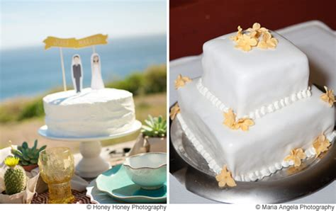 Top 5 Beach Wedding Cake Ideas