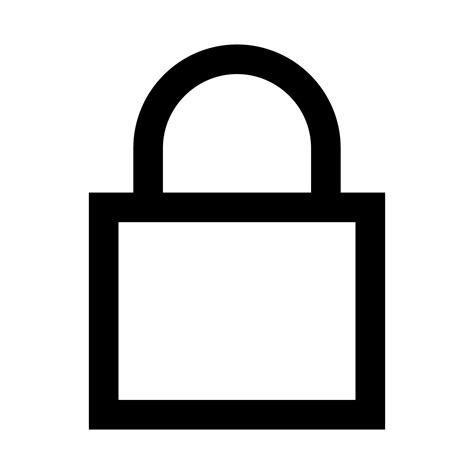 lock icon iphone lock icon free at icons8