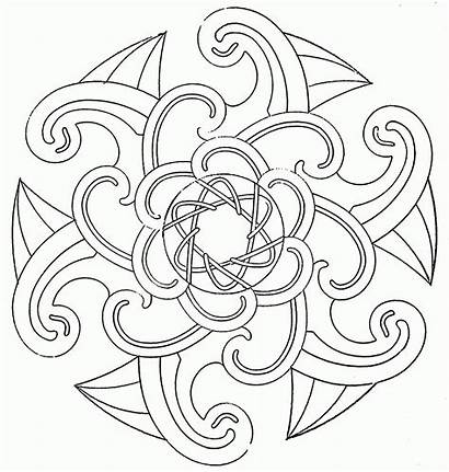 Coloring Designs Cool Pages Printable Elementary Adults