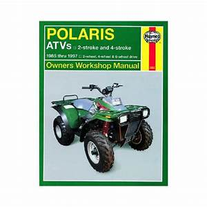 Haynes Atv Repair Manual For Polaris All Atvs 1985