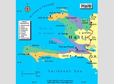 Haiti Map Infoplease