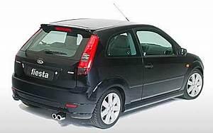 Pub Ford Fiesta : les ford s ries sp ciales ~ Melissatoandfro.com Idées de Décoration