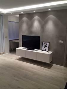 Ikea Besta Grundelemente : my tv wall pandomo wall ikea besta shelf unit my home ~ Frokenaadalensverden.com Haus und Dekorationen