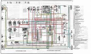 Wiring Diagram Ascona  U2014 Manta Color   U2014 Logbook Opel Ascona