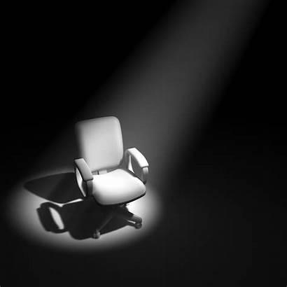 Seat Table Chair Empty Spotlight Flash Update