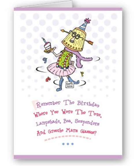 Our birthdays are feathers in the broad wing of time. Funny Image Collection: Funny Happy Birthday Cards!
