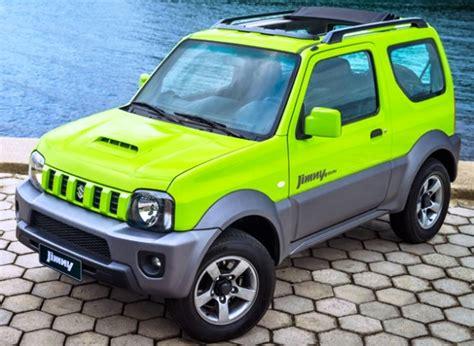 jeep suzuki 2016 novo suzuki jimny 2016 preço potência consumo