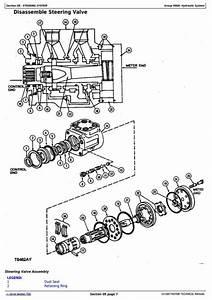 John Deere 670c  670ch  672ch  770c  770ch  772ch Motor