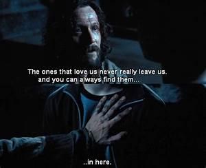 Quote of the da... Sirius Azkaban Quotes