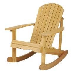 discount wooden rocking chair